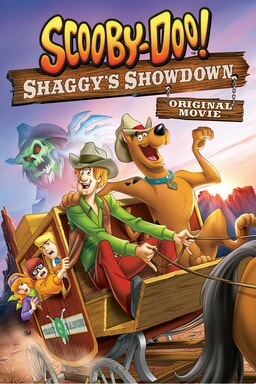 scooby-doo: shaggy's showdown poster