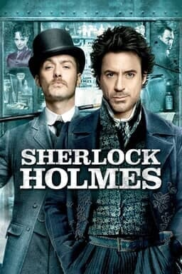 Sherlock Holmes - Key Art