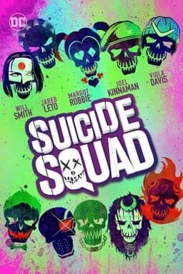 Suicide Squad - Key Art