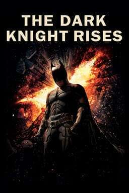 The Dark Knight Rises - Key Art