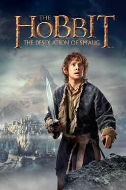 The Hobbit: The Desolation of Smaug - Key Art