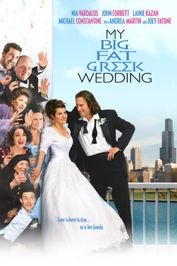 My Big Fat Greek Wedding keyart