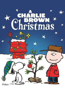 Peanuts: a Charlie Brown Christmas keyart