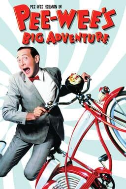Pee Wees Big Adventure keyart
