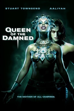 Queen of the Damned keyart