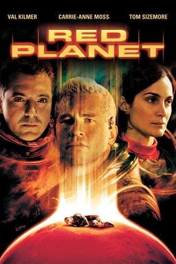 Red Planet keyart