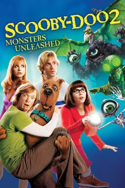 Scooby doo 2: Monsters Unleashed keyart