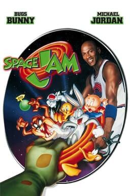 Space Jam keyart