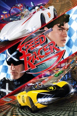 Speed Racer keyart