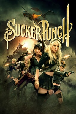 Sucker Punch keyart