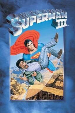 Superman III keyart