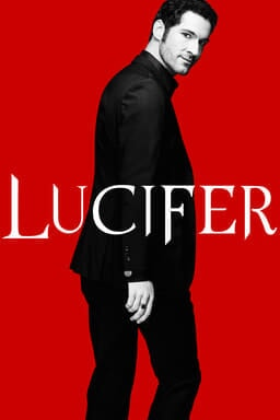Lucifer S4 - Key Art