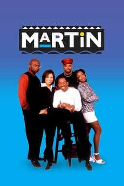 Martin: Complete Series - Key Art