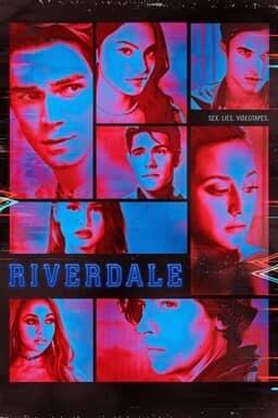 Riverdale S4 - Key Art