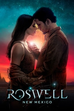 Roswell New Mexico S1 - Key Art