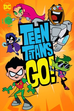 Teen Titans Go! S6 - Key Art