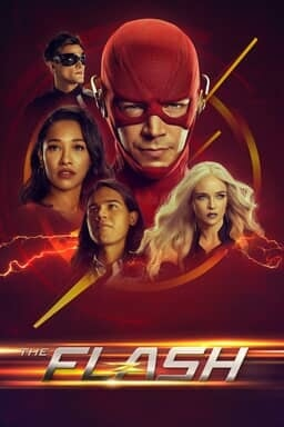 The Flash S6 - Key Art