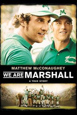 We Are Marshall keyart