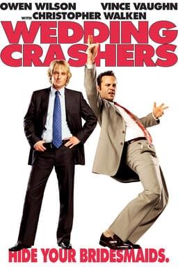 Wedding Crashers keyart