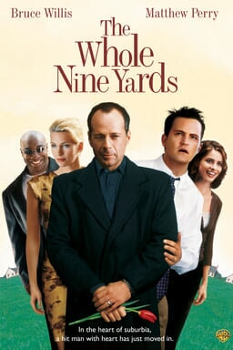 The Whole Nine Yards - Key Art