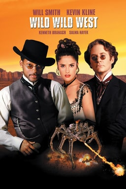 Wild Wild West keyart