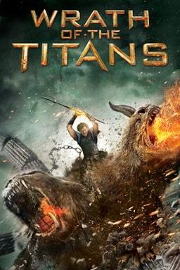 Wrath of the Titans keyart