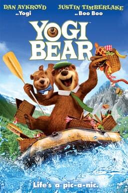 Yogi Bear keyart