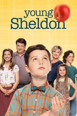 Young Sheldon Season 3 - Key Art