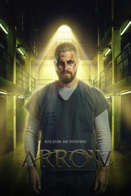 Arrow: Season 7 - Key Art