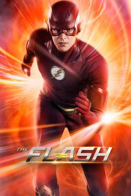The Flash: Season 5 - Key Art