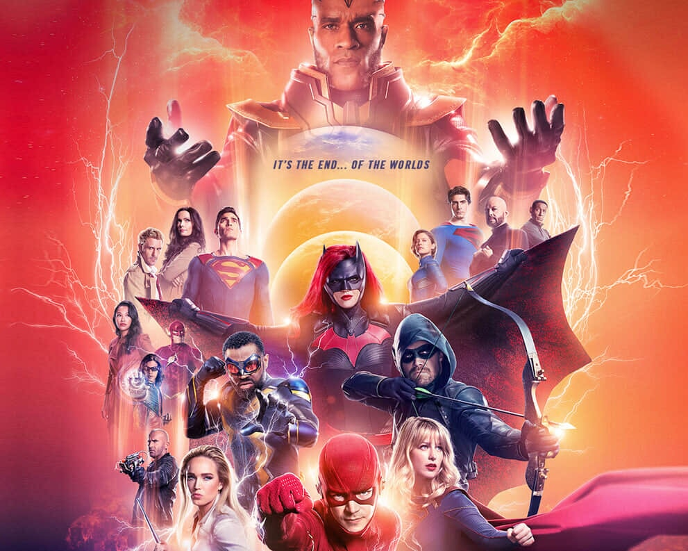 The CW - Crisis on Infinite Earths