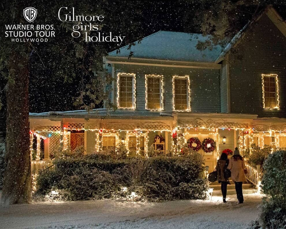 Gilmore Girls Holiday - Promo