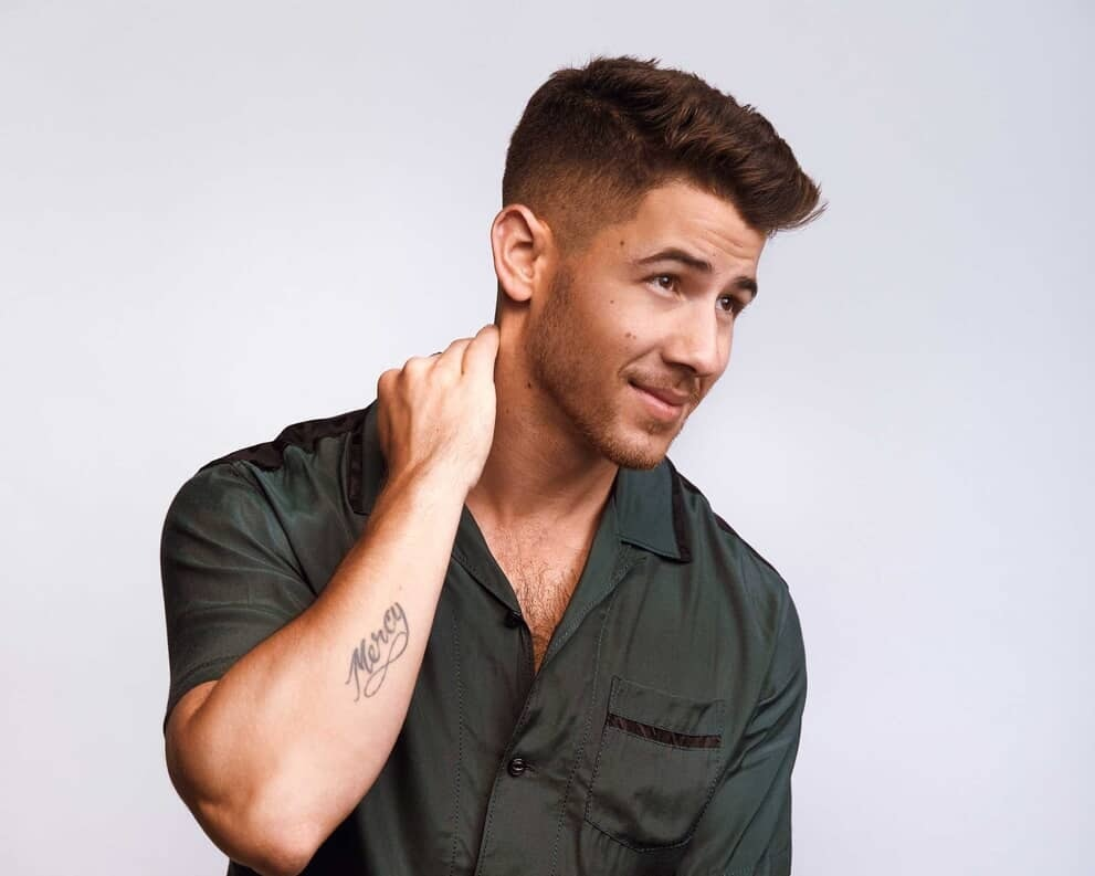 Nick Jonas The Voice S18