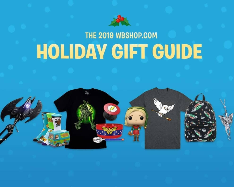 WB Home Holiday Gift 2019 - Promo