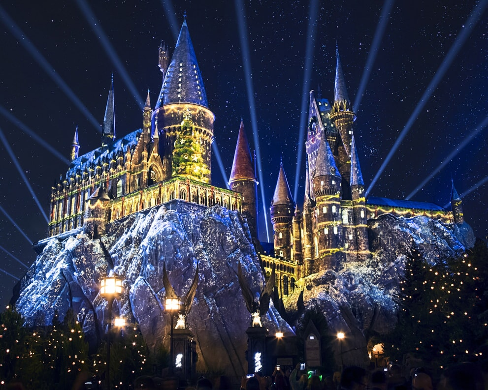 WB Tour Experiences Wizarding World Hogwarts - Promo